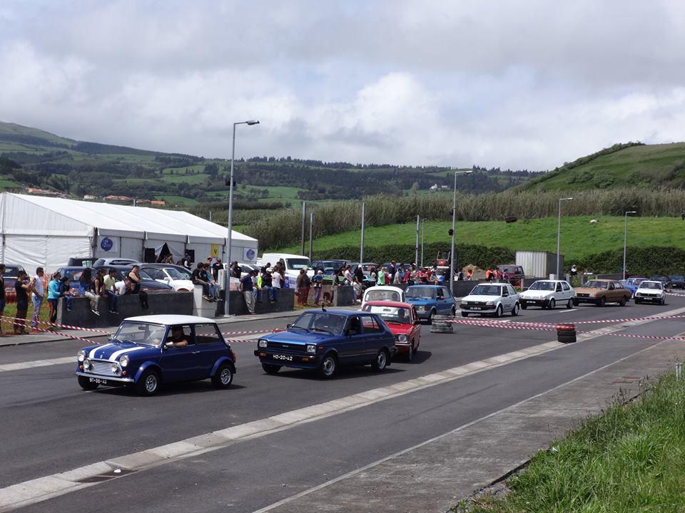 Desfile - Faial Motor Show